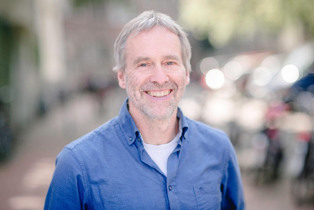 Porträt von Thomas Krämer