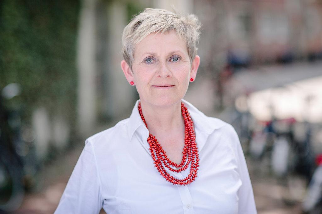 Portrait von Anne Nibbenhagen