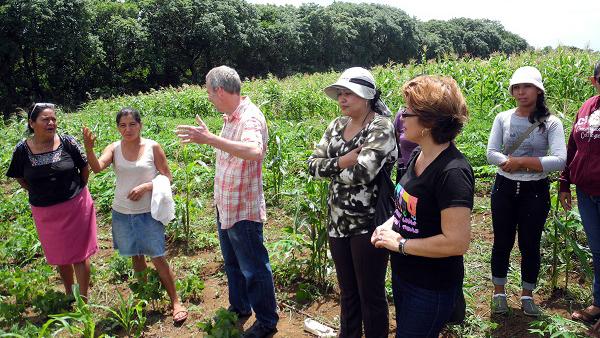 Workshop zum Thema Landwirtschaft