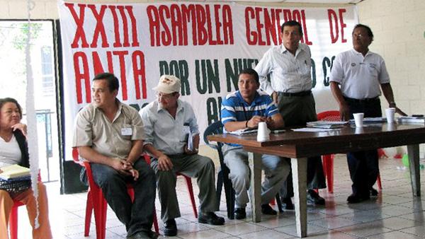 Asamblea General de ANTA