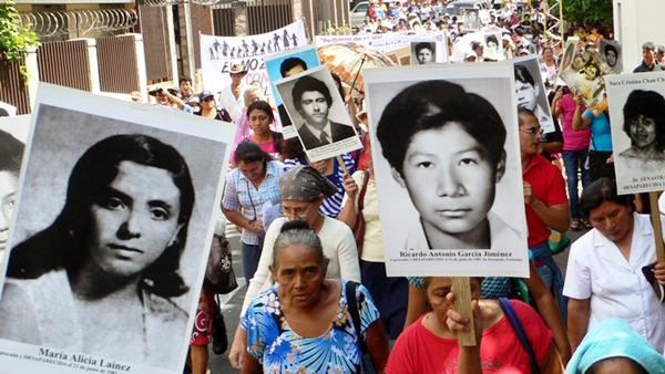 Demonstrationszug von Tutela Legal