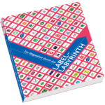 Cover des Wegweisers durch da Label-Labyrinth mit vielen öko und fair-Labeln