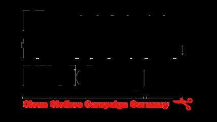 Logo der Kampagne für Saubere Kleidung