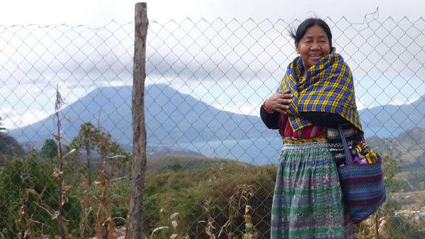 Rosalina Tuyuc von CONAVIGUA