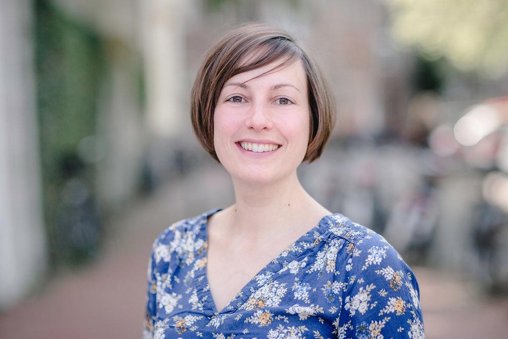 Porträt von Isabell Ullrich
