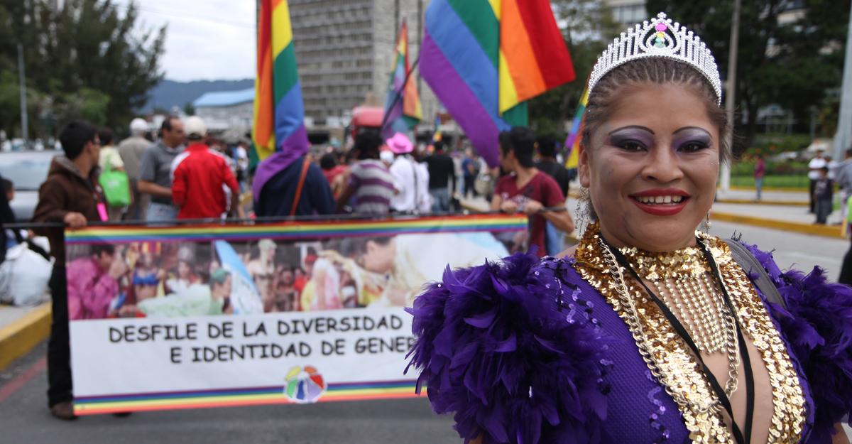 2011 LGBT Pride Parade in Guatemala City
