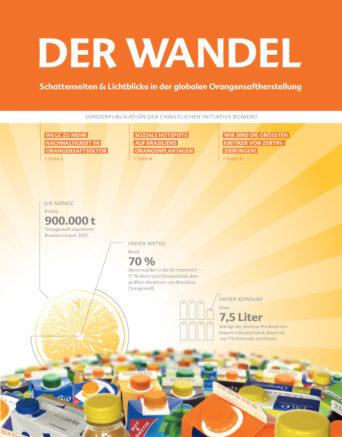 Cover der Zeitung Der Wandel
