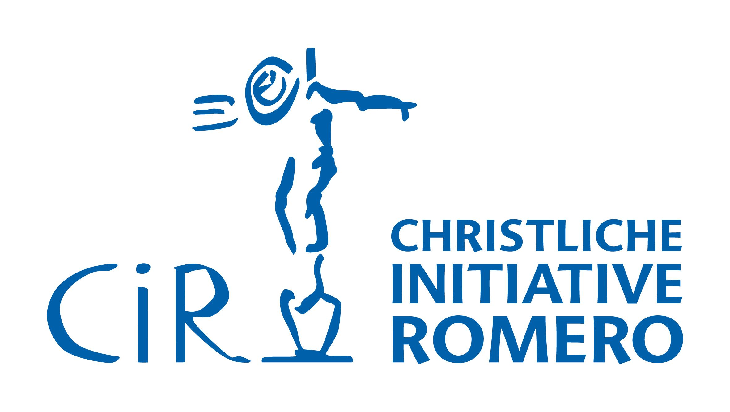 CIR Logo blau auf weiß