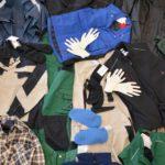 unterschiedliche Kleidungsstücke sozial veranstwortlich produzierte Berufsbekleidung
