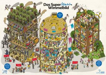 Bild Das Super Markt Wimmelbild