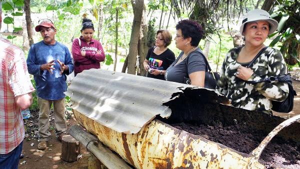 Workshop zur Herstellung von Naturdünger