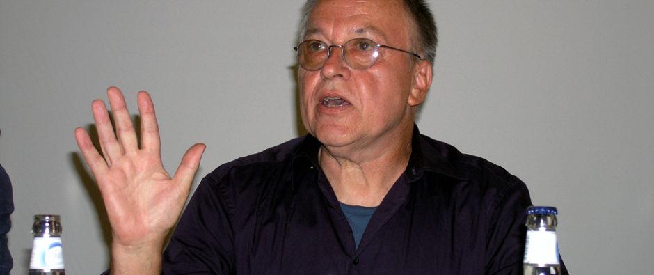 Manfred Liebel auf der CIR Herbsttagung 2009