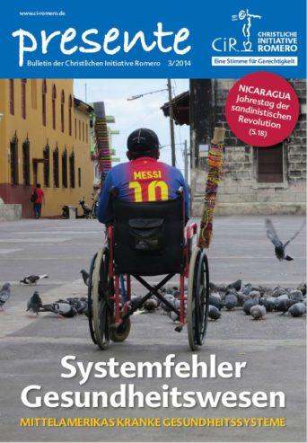 Cover der Presente aus 2014 Nr. 3