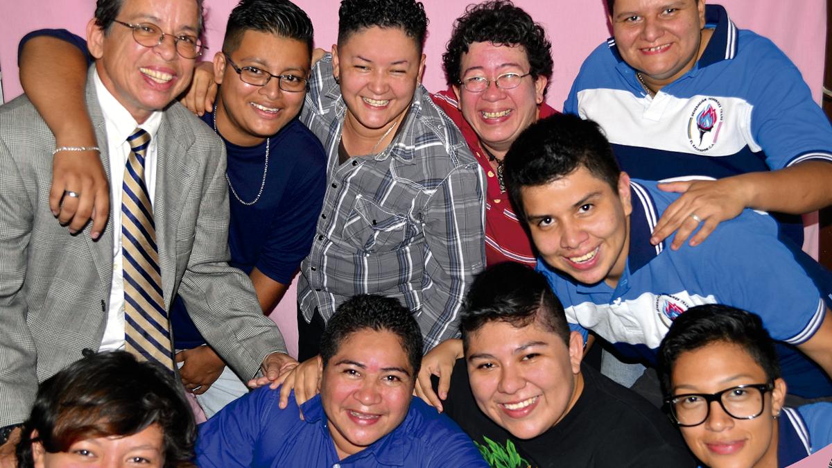 Gruppenfoto von GdHT