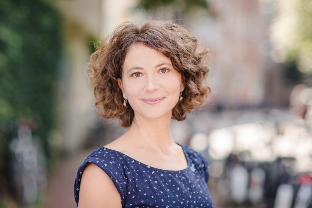 Porträt von Marle Schmidt
