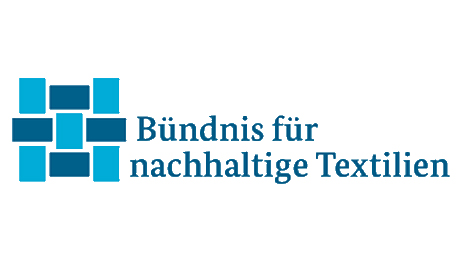 Logo des Bündnis für nachhaltige Textilien