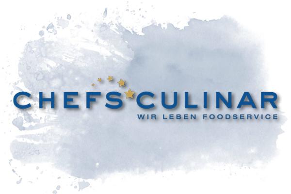 Logo CHEFS CULINAR - Wir leben Foodservice