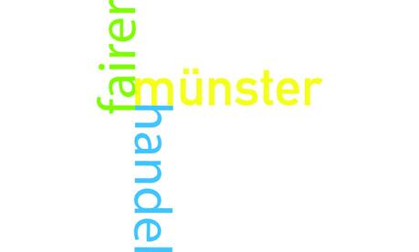 Logo Fairer Handel Münster