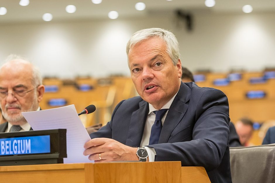EU-Justizminister Didier Reynders