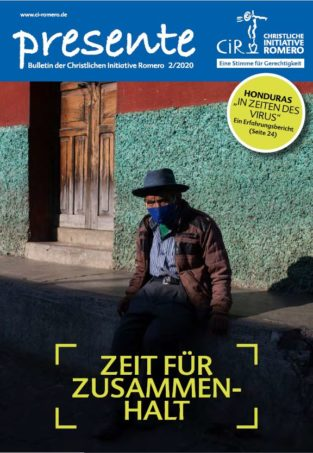 Cover der presente 2/2020